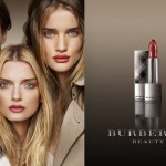 Burberry Makeup Ad Campaign 2010 large
