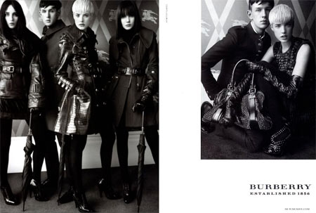 Burberry by Mario Testino