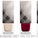 Burberry Nail Polish collection