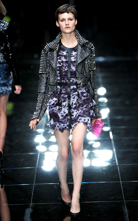 Burberry Prorsum Spring Summer 2011 collection