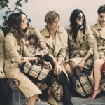 Burberry Spring 2014 ad campaign first image
