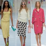 Burberry Spring Summer 2014 collection