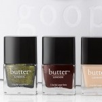 Butter London Nail Polish exclusive for Goop