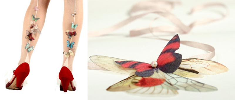 Dare To Wear Butterfly Jewelry By Jewelera?