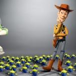 Buzz Lightyear Woody