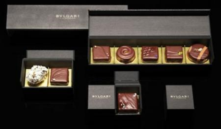 Luxury Tastes Like Chocolate: Bvlgari Chocolate