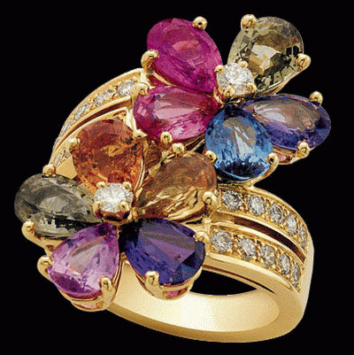 Bvlgari ring