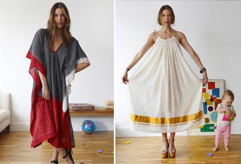 caftans loose dress for summer