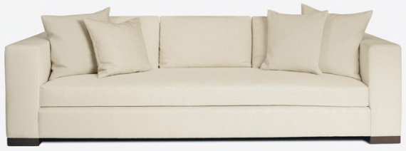 Calvin Klein Furniture line sofa