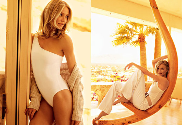 Cameron Diaz Vogue June 2009 1