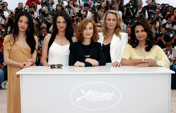 Cannes 2009 jury call large