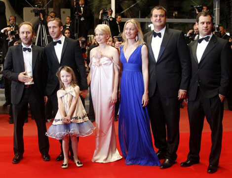 Cannes Blue Valentine Red Carpet
