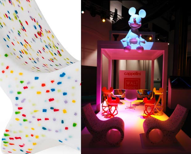 Cappellini Disney limited edition furniture collection