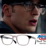 Captain America eyeglasses Paul Smith
