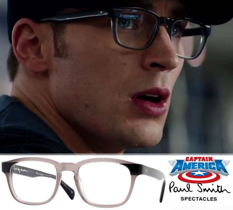 paul smith sunglasses pjwx  Captain America eyeglasses Paul Smith