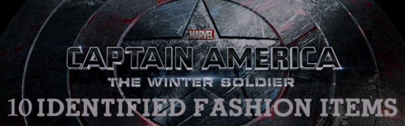 Captain America the Winter Soldier identified items