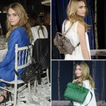 Cara Delevingne bags Mulberry collection