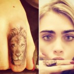 Cara Delevingne Tattoo