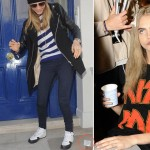 Cara Delevingne white powder incident gets her movie role