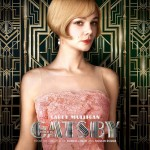 Carey Mulligan Gatsby Daisy wears Prada Tiffany
