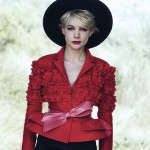 Carey Mulligan Vogue US October 2010 Peter Lindbergh