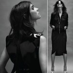 Carine Roitfeld fashion pictorial Net a Porter