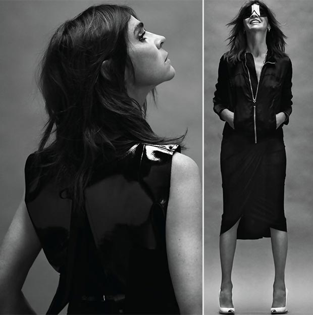 Style Tricks From Carine Roitfeld