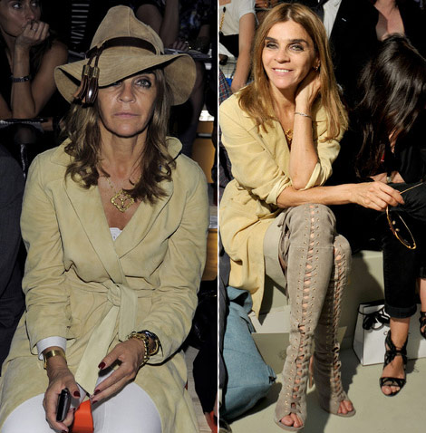 Carine Roitfeld Quits Vogue Paris. Where Is She Going? Who Took Her Place?