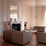 Carine Roitfeld Paris Apartment 3