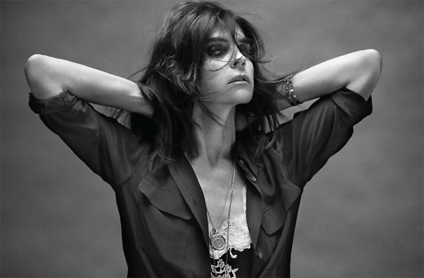 Carine Roitfeld style Sebastian Faena photo Net a Porter