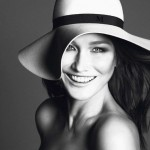 Carla Bruni Vogue Paris by Mert and Marcus 