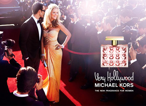 Carmen Kass For Michael Kors Very Hollywood Perfume