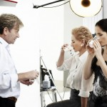 Carolina Herrera got milk campaign 1