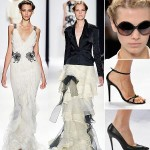 Carolina Herrera Spring Summer 09 fashion show