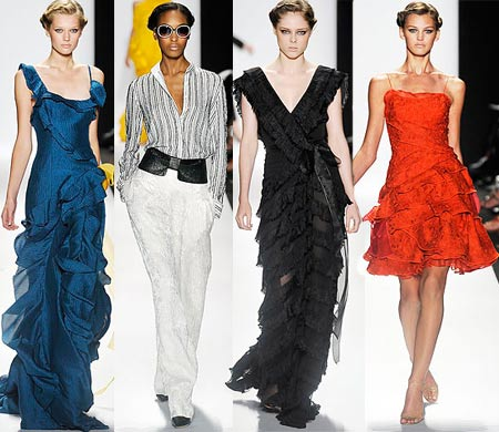 Carolina Herrera Spring Summer 2009 Collection