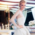 Caroline Trentini from wedding to baby bump