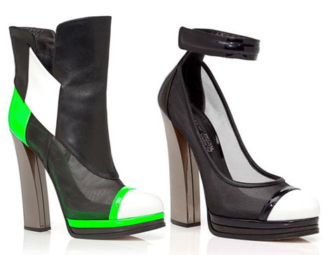 Loving Prabal Gurung Casadei Shoes!