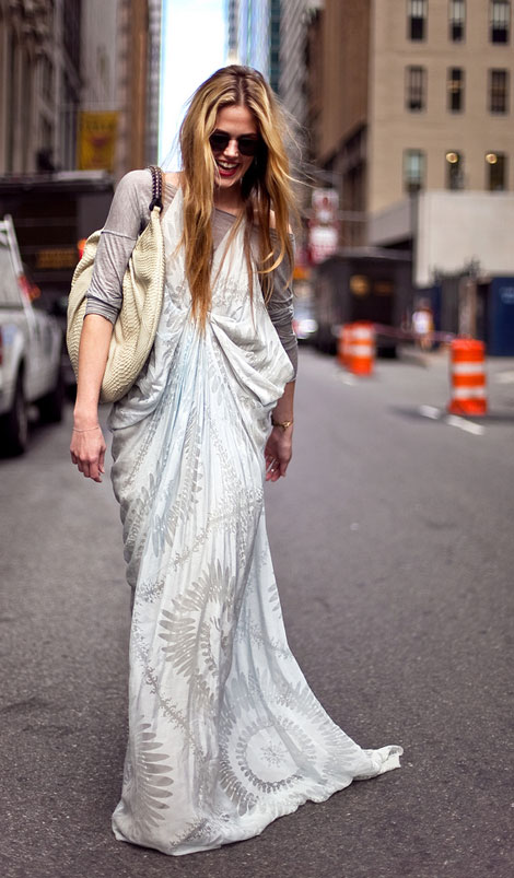 Casual Frumpy Long dress Byrdie Bell