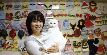Cat Prin the Tailor of a Cat cat clothes 1