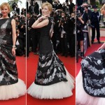Cate Blanchett Alexander McQueen dress Cannes 2010 large