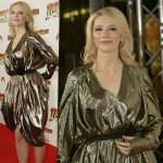 Cate Blanchett for Indiana Jones Premiere in Sidney