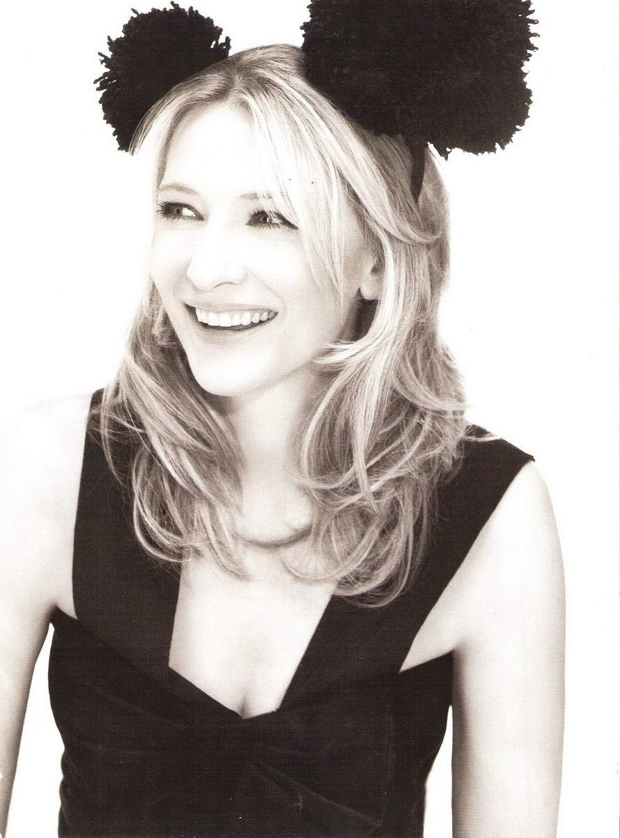 Cate Blanchett Vogue UK January 2009 2