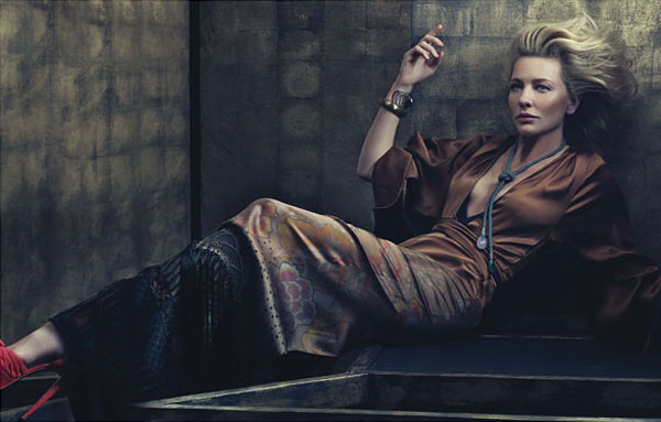 Cate Blanchett W Magazine June 2010 1