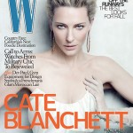 Cate Blanchett W Magazine June 2010 cover