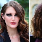 Catherine McNeil new haircut