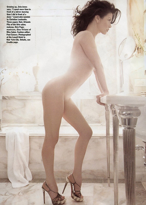 Catherine Zeta Jones Allure May 2010 7