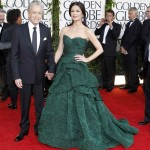 Catherine Zeta Jones Michael Douglas Golden Globes 2011 1