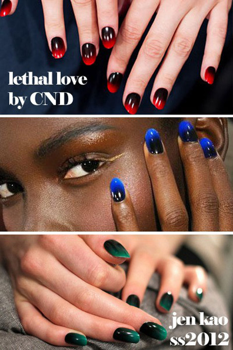 catwalk manicure