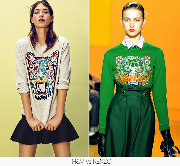 Affordable (Rip-Off) Catwalk Fashion Via H&M. Good Or Bad?