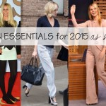 celebrities fashion trends for 2015